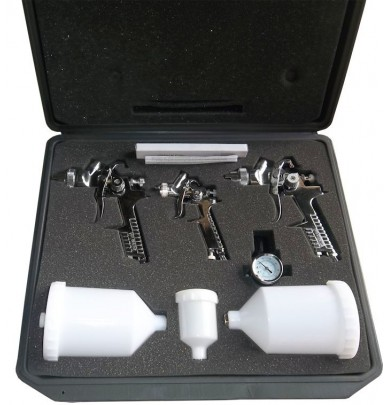 Kit de pistoale de vopsit H827