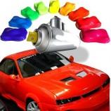 Spray vopsea fluorescentă STARDUST pentru caroserie