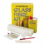 Kit de rășină și fibră de sticlă