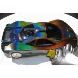 Vopsea spray cu efect 3D de hologramă