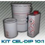 Vopsea bicomponentă specială pentru hidrodipping – orice suprafață – Cel-Dip