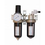 Filtru regulator-lubrificator pentru sistemul de aer comprimat