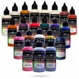 Seria Cameleon – 20 de vopsele Stardust® acrilice-poliuretanice pentru aerograf