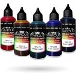 Seria Candy – 5 culori transparente acrilice-poliuretanice pentru aerograf
