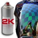 Spray profesionist cu 2 componente de polisare