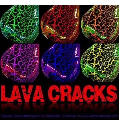 Vopsea cu efect de crăpături LAVA CRACKS