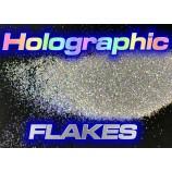 sclipici decorativi holografici Stardust - Seria LA