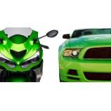 Palton specific pentru producătorul auto și culorile moto