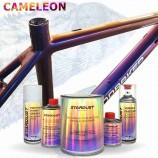 Kit complet pentru biciclete - vopsea cu efect cameleon