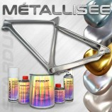 kit de vopsea pentru biciclete metalice - 23 de culori din care puteți alege