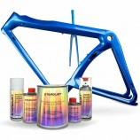 Kit complet de vopsea perlată pentru biciclete