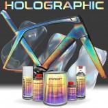 Kit complet de vopsea holografică pentru biciclete