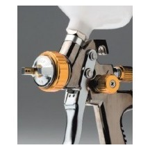 Pistoale HVLP pentru vopsele auto și moto