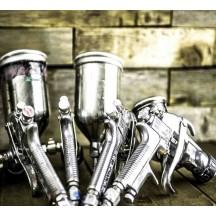 Unelte si accesorii pentru vopsire biciclete