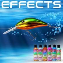 efecte speciale și aditivi pentru vopsirea momeli
